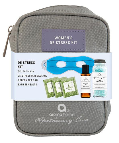 De-Stress - Apothecary Care Well Being Kit - Apothecary Care Well Being Kits - Spiffy
