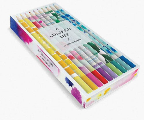 A Colourful Life Pencils - Colouring Pencils - Spiffy