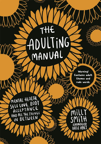 The Adulting Manual (Book by Milly Smith and Katie Abey) - Spiffy