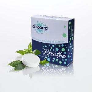 Breathe Aromatherapy Shower Bomb (formerly known as SHOBU) - Spiffy