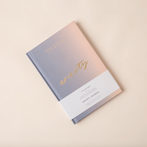 Anxiety Journal - The Happiness Planner
