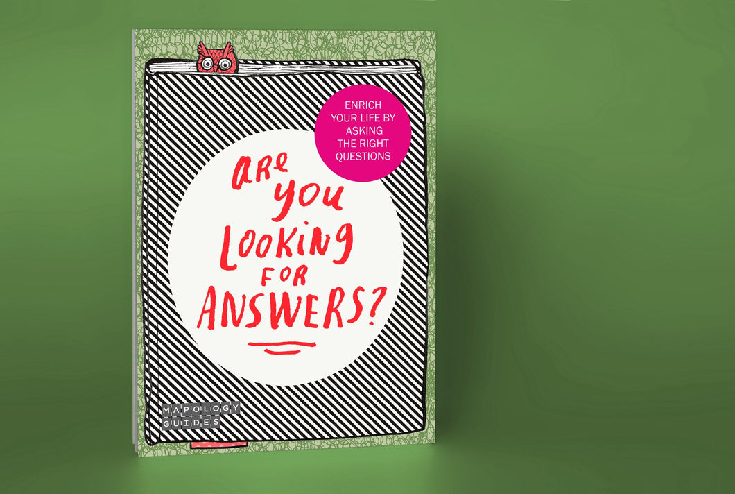 Are You Looking for Answers Mapology Guide - Mapology Guides - Spiffy