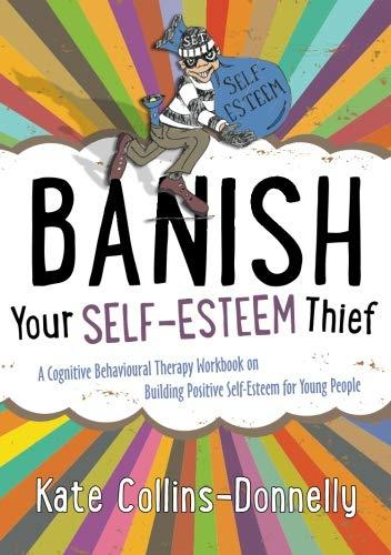 Banish Your Self-Esteem Thief - Books for Children age 7-11 - Spiffy