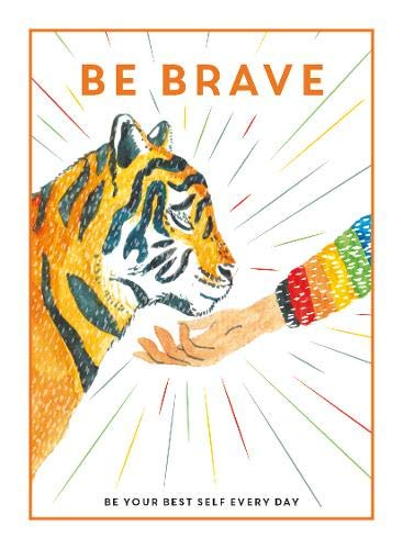 Be Brave: Be Your Best Self Everyday (Book by Teen Breathe) - Books for Teenagers - Spiffy