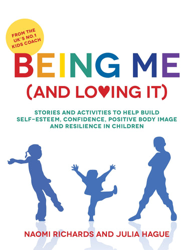 Being Me (and Loving It) - Books for Children age 7-11 - Spiffy