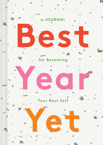 Best Year Yet: A Journal for Becoming Your Best Self - Journals - Spiffy