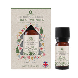 Forest Wonder - 100% Festive Essential Oil Blend - Spiffy