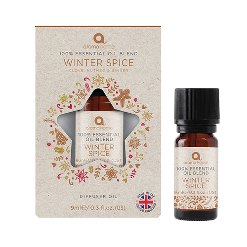 Winter Spice - 100% Festive Essential Oil Blend - Spiffy