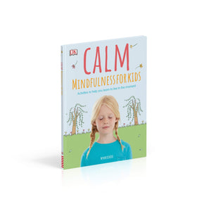 Calm - Mindfulness for Kids (Book by Wynne Kinder) - Books for Children age 7-11 - Spiffy