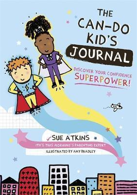 The Can-Do Kid's Journal: Discover Your Confidence Superpower - Children's Journals - Spiffy