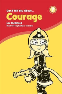 Can I Tell You About Courage? - Books for Children age 7-11 - Spiffy