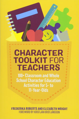 Character Toolkit for Teachers - Books for Children age 7-11 - Spiffy