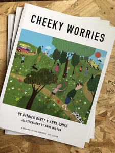 Cheeky Worries - Books for Children age 3-6 - Spiffy