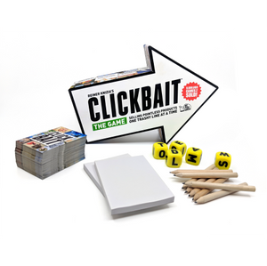 Clickbait - Party Game - Party Games - Spiffy