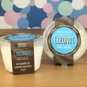 Coconut Shower Smoothie by Wild Olive - Shower Smoothies - Spiffy