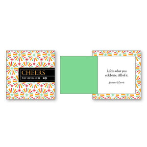 Pop Open Message Cards - Cheers - Inspirational Message Sets - Spiffy