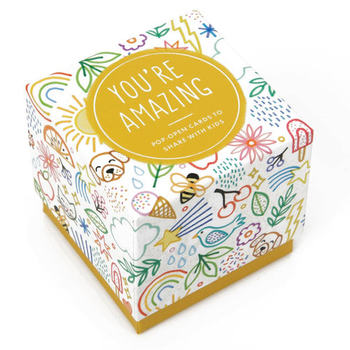 Pop Open Message Cards for Kids - You're Amazing