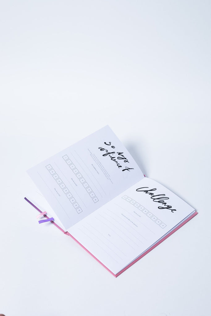 Confidence Journal - The Happiness Planner - Spiffy