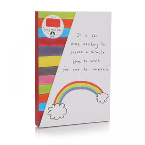 Create A Miracle Sticky Note Folio - Notebooks - Spiffy