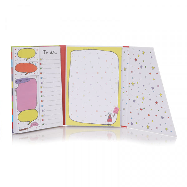 Create A Miracle Sticky Note Folio - Spiffy