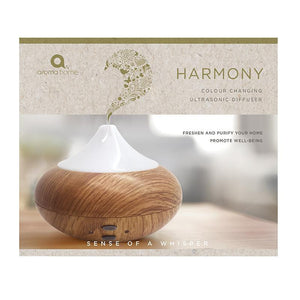Harmony - USB Ultrasonic Essential Oil Diffuser