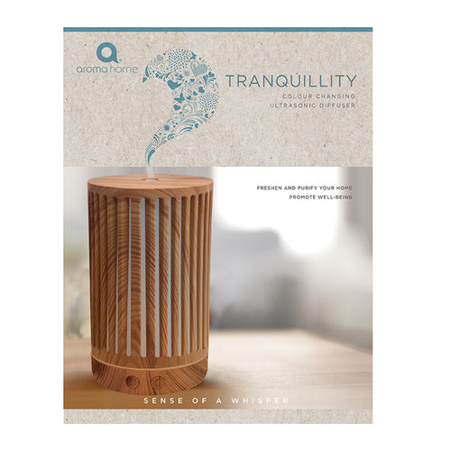 Tranquility - Plug In Ultrasonic Essential Oil Diffuser - Spiffy