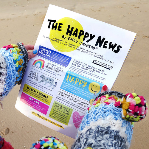 Issue 20 - The Happy News by Emily Coxhead