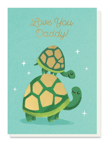 Love You Daddy - Fathers Day Card - Cards - Fathers Day - Spiffy