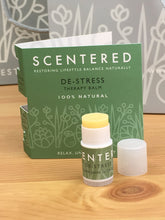 Scentered De-Stress Mini Therapy Balm - 1.5g in Booklet