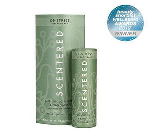 Scentered De-Stress Therapy Balm - 5g in Sleeve - Therapy Balms - Spiffy