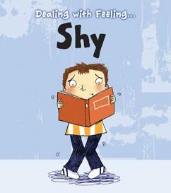 Dealing with Feeling: Shy (Book by Isabel Thomas) - Books for Children age 3-6 - Spiffy
