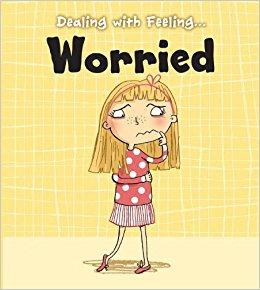 Dealing with Feeling: Worried (Book by Isabel Thomas) - Books for Children age 3-6 - Spiffy