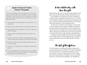 Detox Your Thoughts (Book by Andrea Bonior PhD)