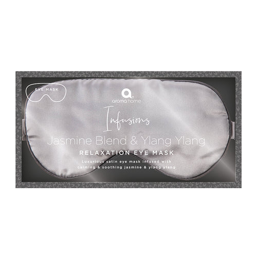 Jasmine and Ylang Ylang Relaxation Eye Mask - Spiffy
