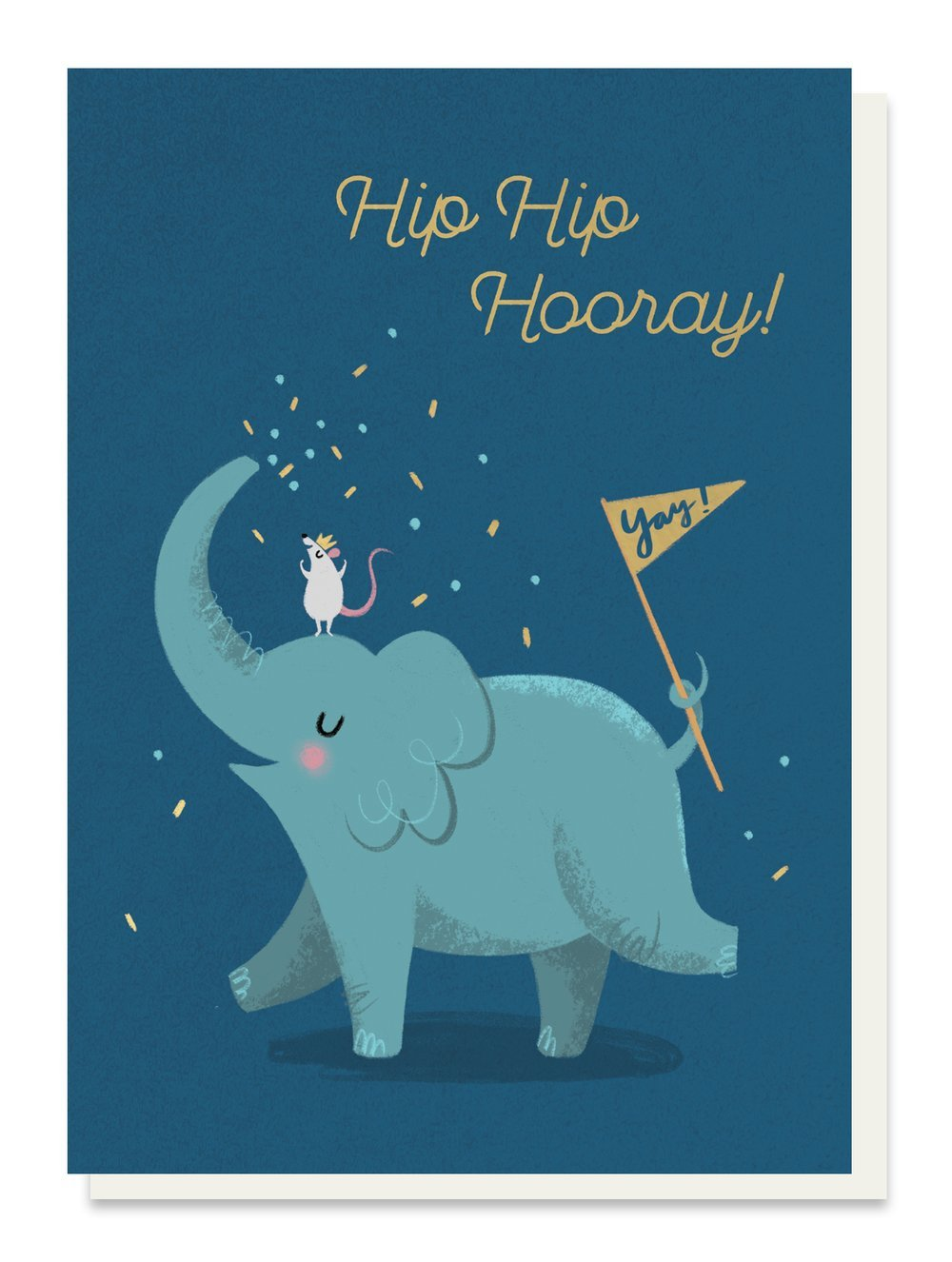 Elephant Sprinkles Birthday Card - Cards - Happy Birthday - Spiffy