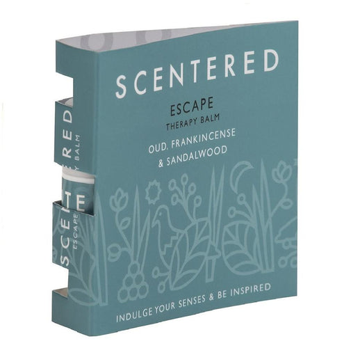 Scentered Escape Mini Therapy Balm - 1.5g in Booklet - Therapy Balms - Spiffy