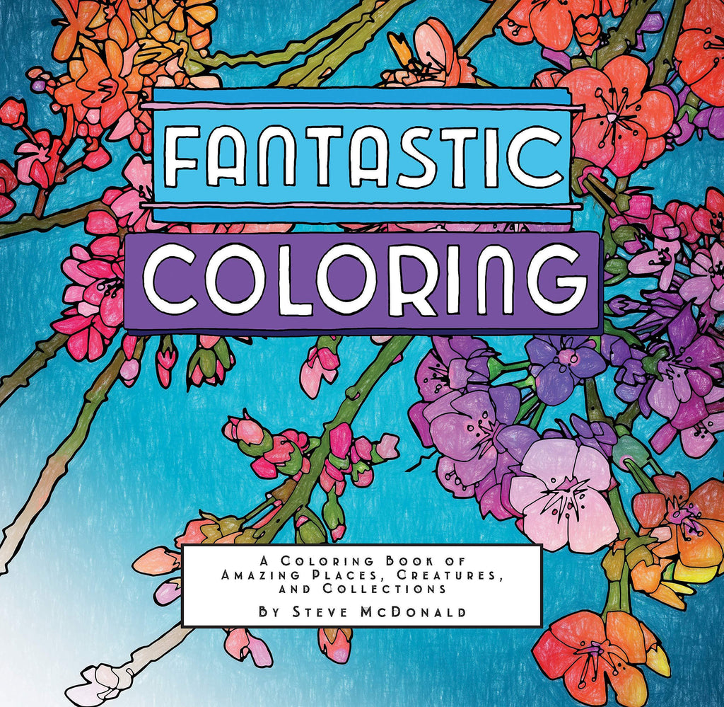 Fantastic Colouring - Spiffy