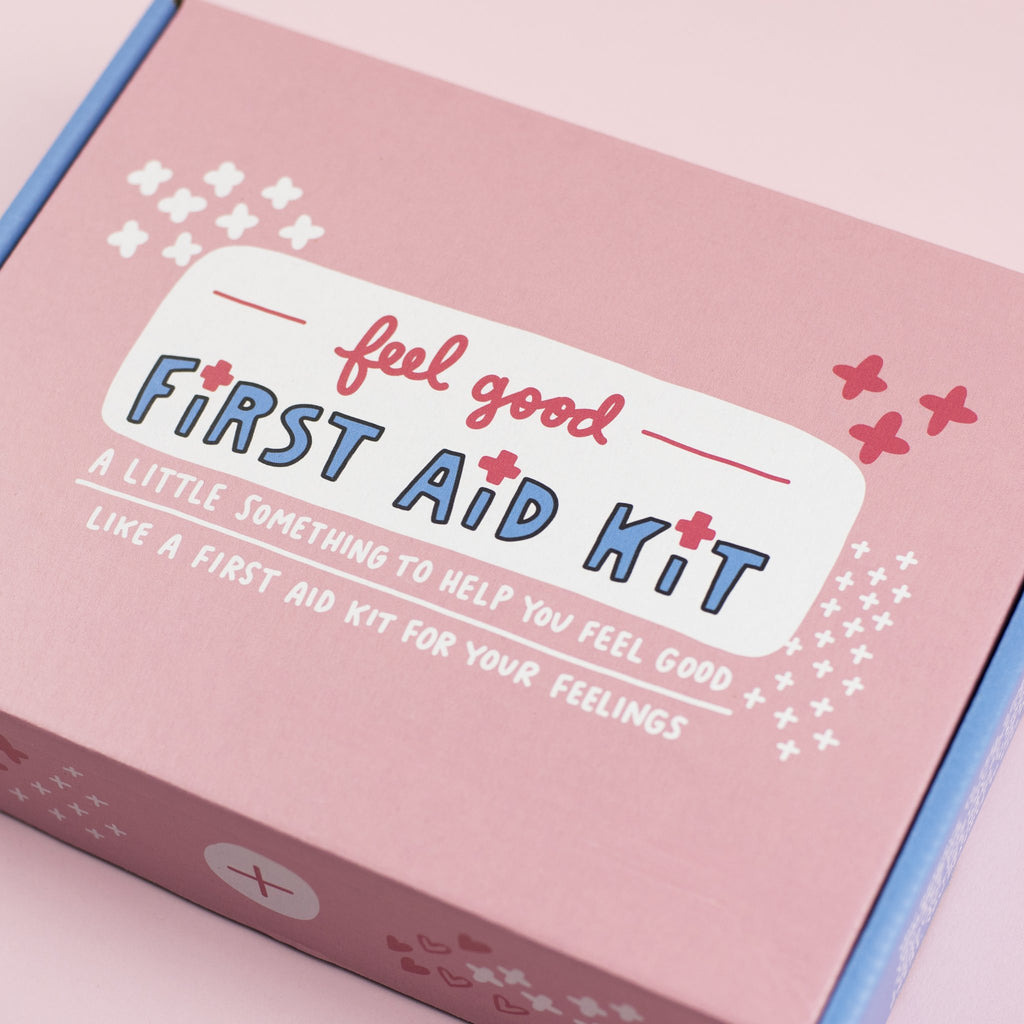Feel Good First Aid Kit by Angela Chick - Spiffy