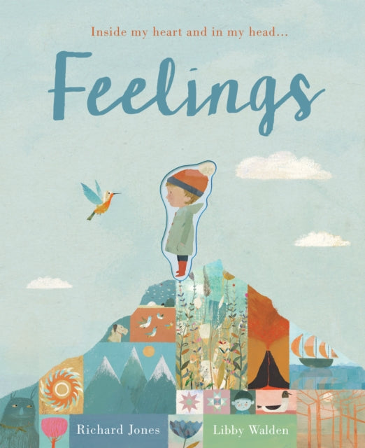 Feelings by Libby Walden and Richard Jones - Books for Children age 7-11 - Spiffy