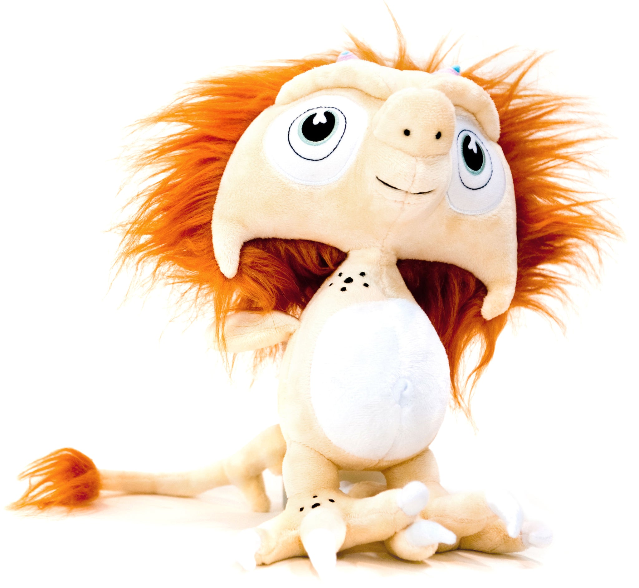 Fuddle - The Monster of Confusion - WorryWoo Plush Toy