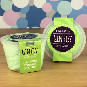 Gin Fizz Shower Smoothie by Wild Olive - Shower Smoothies - Spiffy