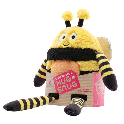 Bumble Bee - Microwavable Hug a Snug Hottie - Spiffy