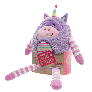 Unicorn - Microwavable Hug a Snug Hottie - Spiffy
