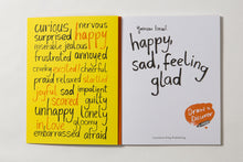 Happy, Sad, Feeling Glad (Book by Yasmeen Ismail) - Books for Children age 7-11 - Spiffy