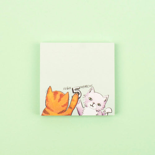 High Five Moments Sticky Notes - Spiffy