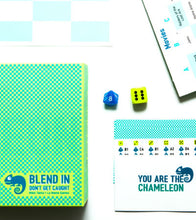 The Chameleon Party Game