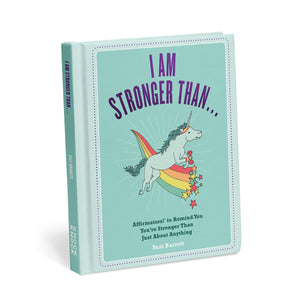 I'm Stronger Than... Affirmation Book