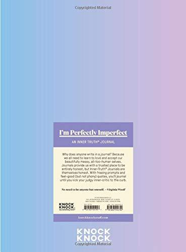 I'm Perfectly Imperfect Inner-Truth Journal (Ombre Edition) - Spiffy