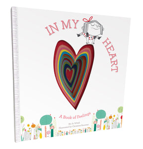 In My Heart: A Book of Feelings - Books for Children age 3-6 - Spiffy