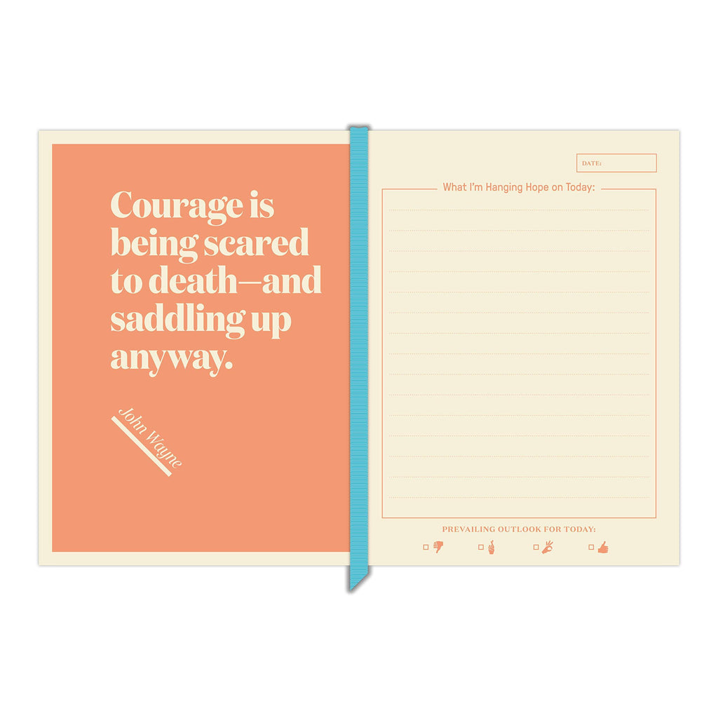 It's Gonna Be Okay Inner- Truth Journal (Ombre Edition) - Spiffy